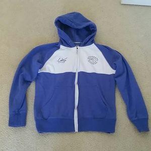 FINAL SALE Gymshark full zip hoodie